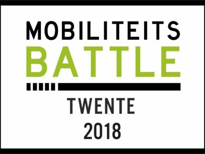 Bespaar met slimmer reizen! Inschrijving Mobiliteitsbattle Twente 2018 geopend!